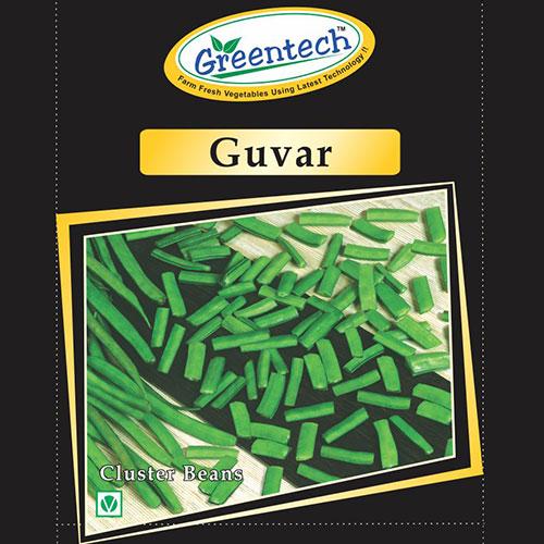 גוואר – שעועית הודית ירוקה במהרג'ה
