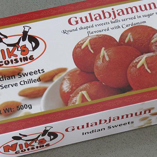 גולב ג'מון - הממתק ההודי המושלם