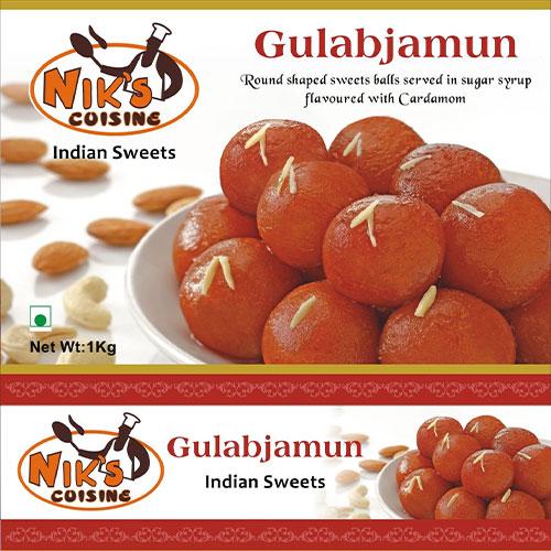 גולאב ג'מון - הקינוח ההודי המסורתי. להשיג במהרג'ה - חוויה של טעמים מהודו.