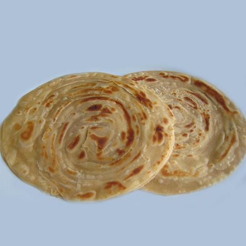מאלאבר פראטה – פיתה הודית מסורתית ואותנטית, פריכה וקריספית, להכנה קלה ומהירה.