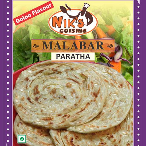 מאלאבר פראטה (Malabar Paratha) – פיתה הודית מסורתית ואותנטית, פריכה וקריספית, להכנה קלה ומהירה.