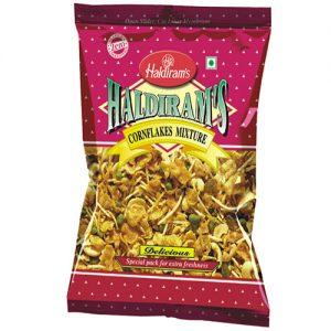 חטיף הודי מסורתי - קורנפלקס מיקס - CornFlakes Mixture