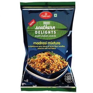 חטיף הודי מסורתי - מדרסי מיקס - Madrasi Mixture