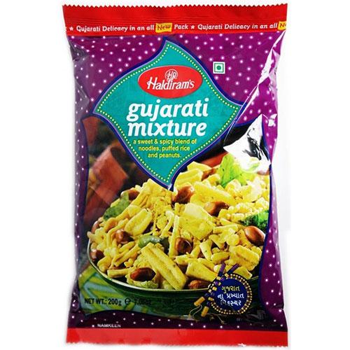 חטיף הודי מסורתי - Gujarati Mixture