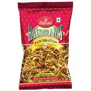 חטיף הודי מסורתי - Panchrattan
